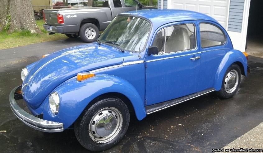 1973 Vw Cars For Sale