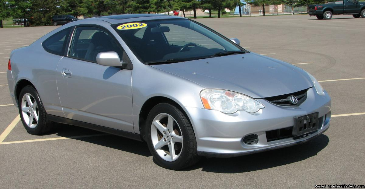 '02 Acura RSX Coupe
