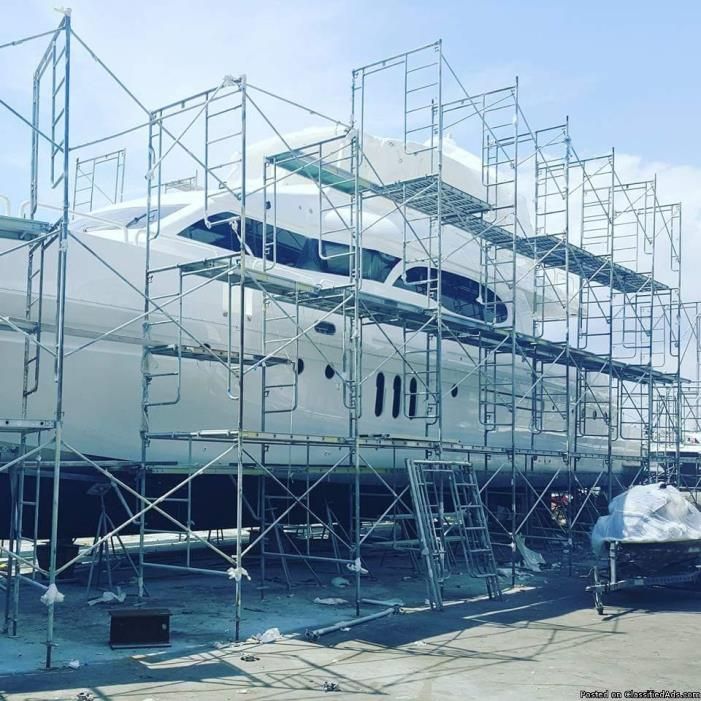 YATCH PAINTING JOBS