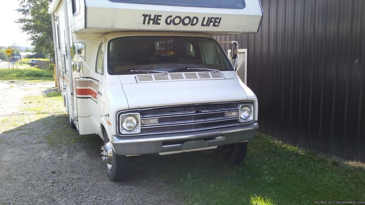 1978 Rvs For Sale