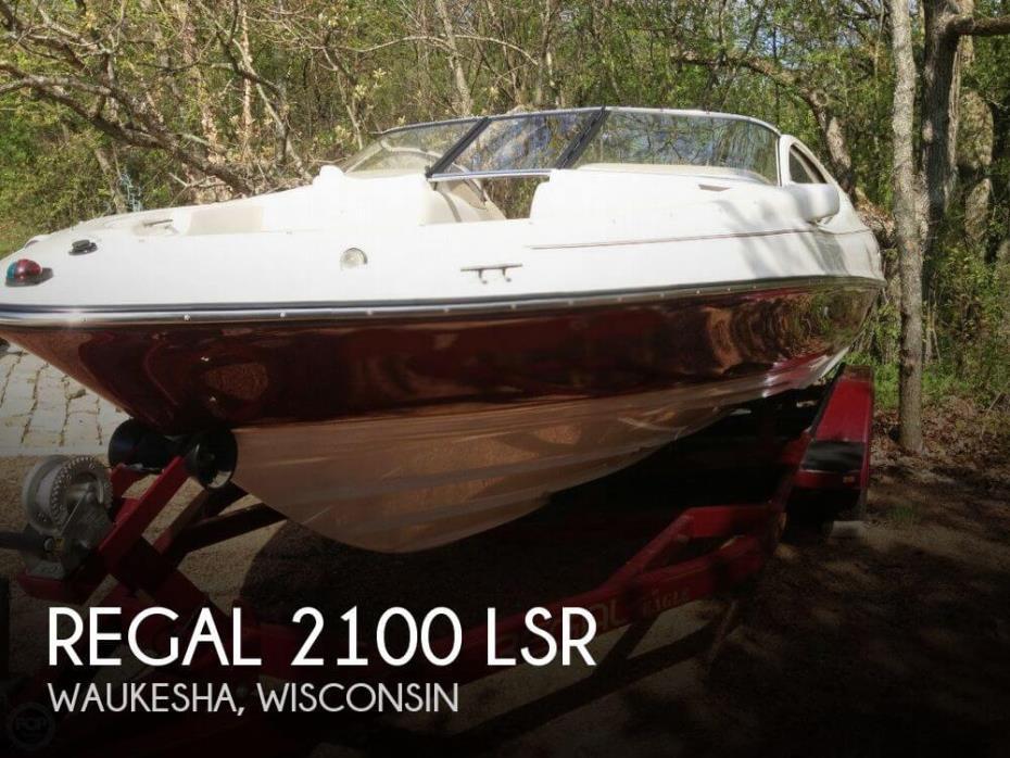 1997 Regal 2100 LSR