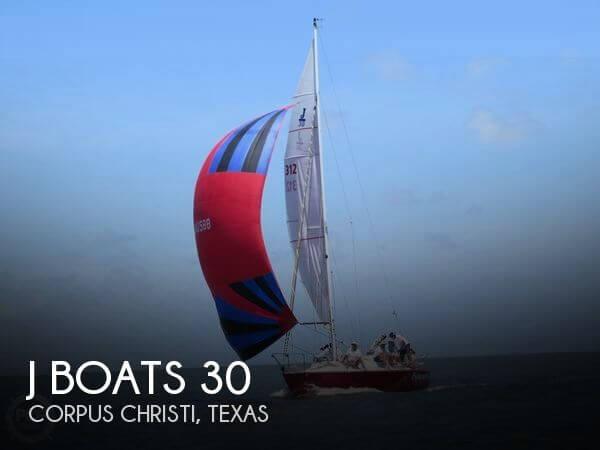 1981 J Boats 30