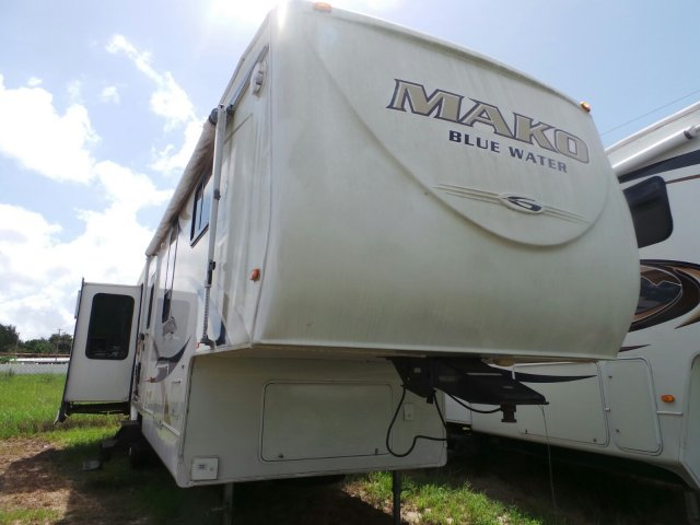 2008 GULF STREAM MAKO BLUE WATER 32FRKW