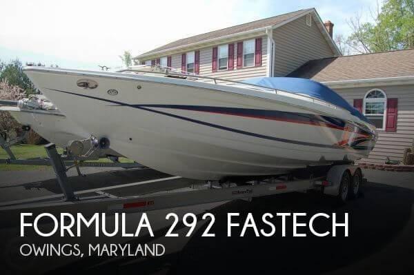 2005 Formula 292 FasTech