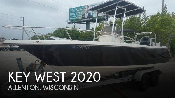 1998 Key West 2020