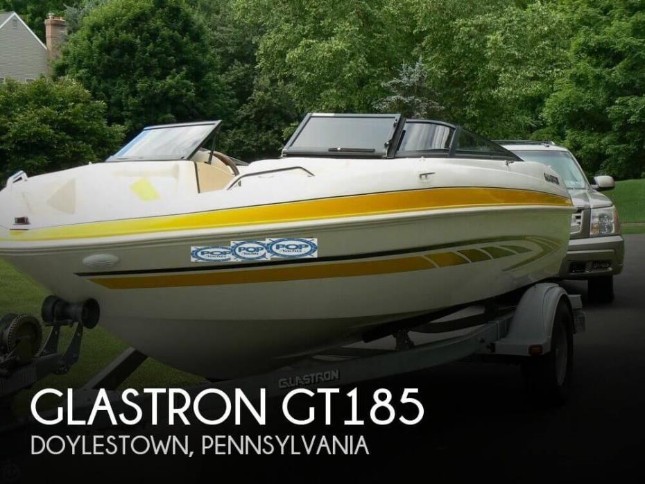 2008 Glastron GT185