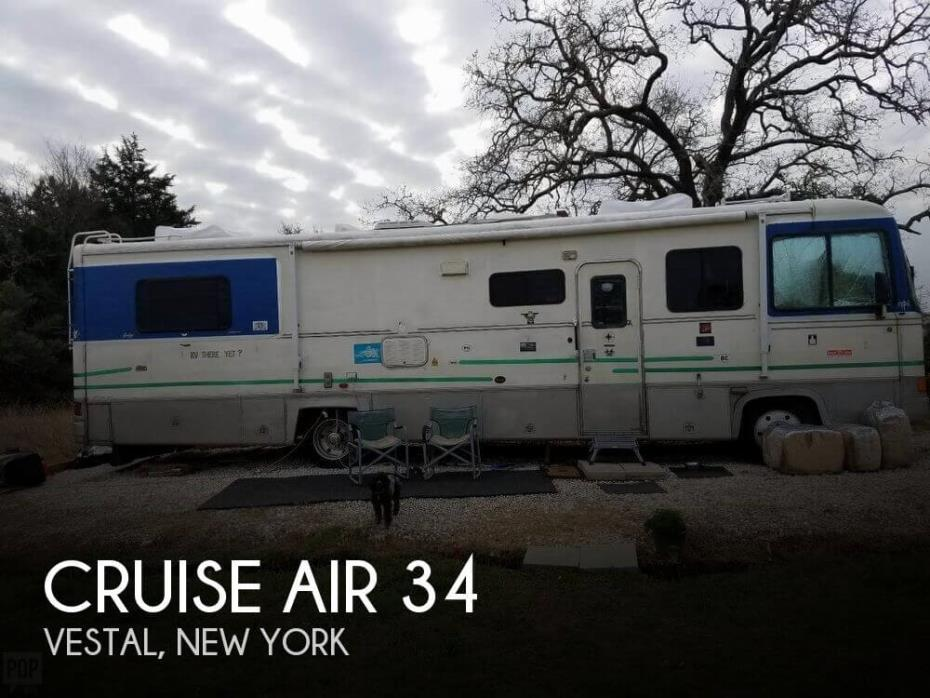 1992 Georgie Boy Cruise Air 34