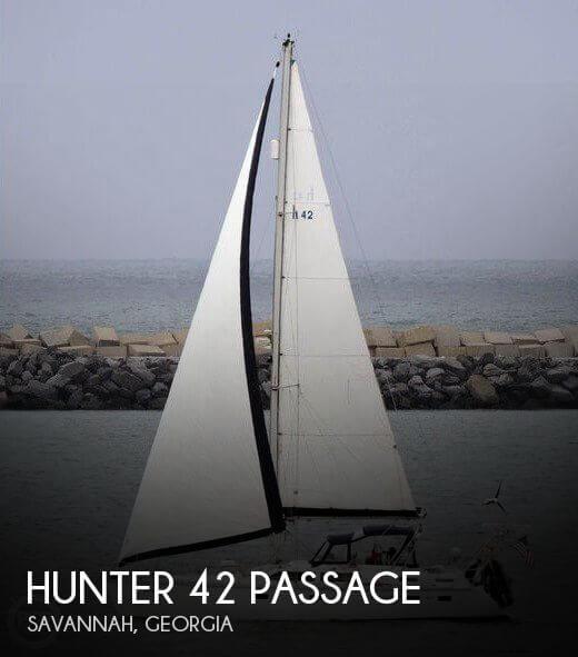 1993 Hunter 42 Passage