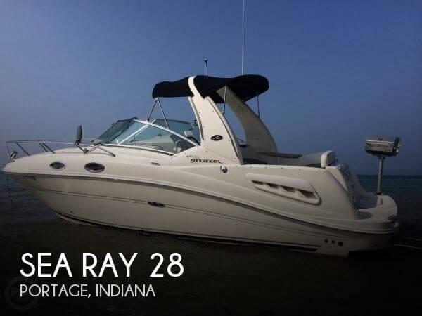 2007 Sea Ray 28