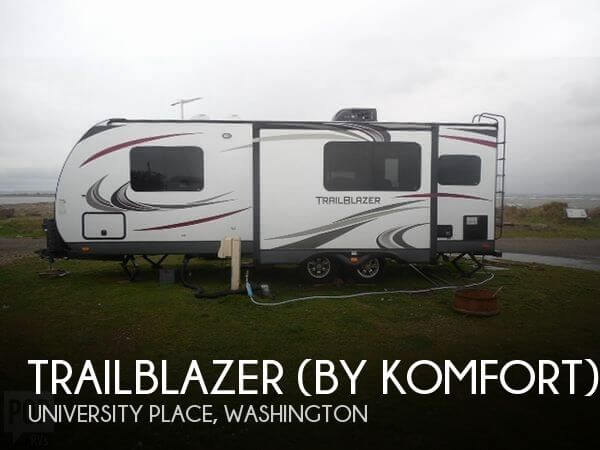 2014 Trailblazer (by Komfort) 2400RK