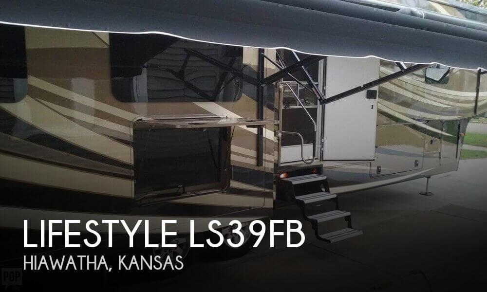 2015 Lifestyle Luxury RV Lifestyle LS39FB