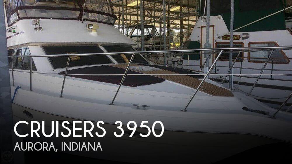1995 Cruisers Yachts 3950