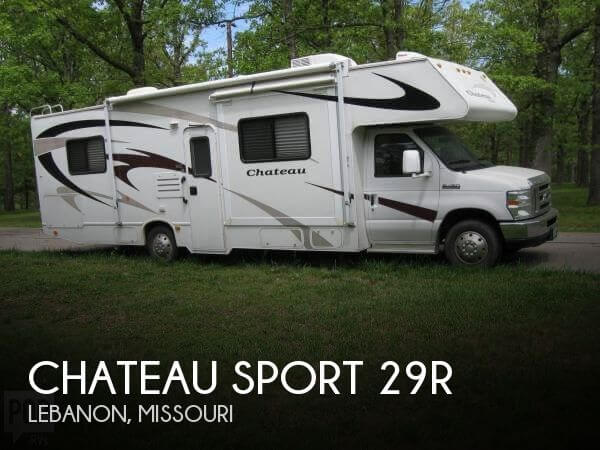 2008 Four Winds Chateau Sport 29R