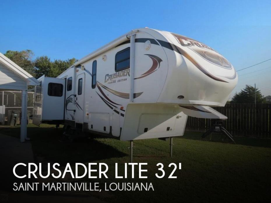 2013 Prime Time Crusader Lite 285 RET Touring Edition