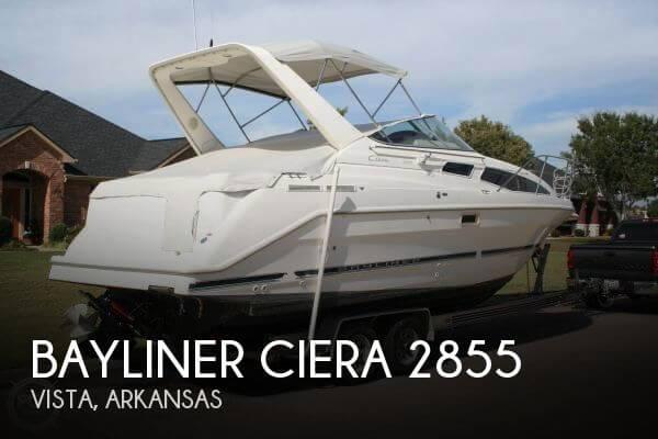 1998 Bayliner Ciera 2855