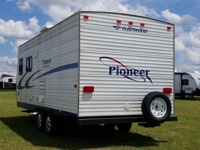 2005 FLEETWOOD PIONEER 180CK