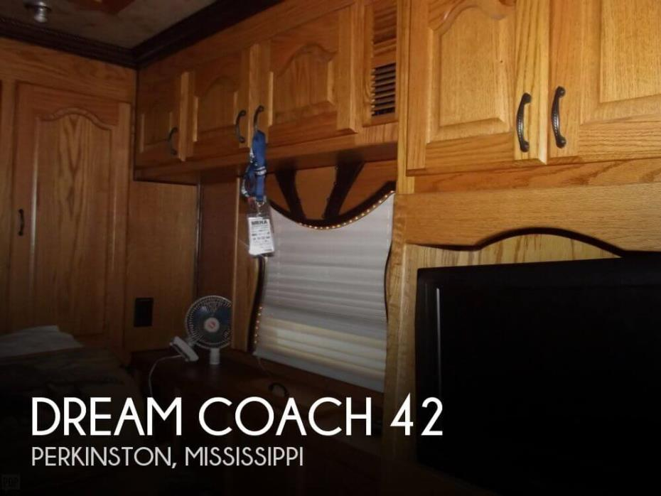 2008 Dream Coach 42