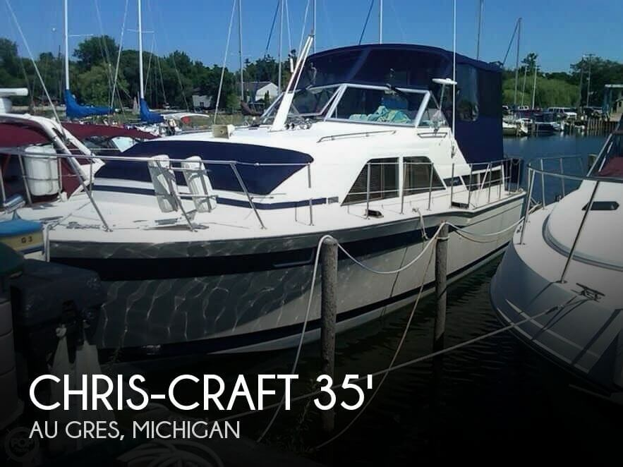1980 Chris-Craft 350 Catalina DC