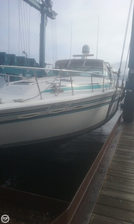 1987 Sea Ray 460 EC