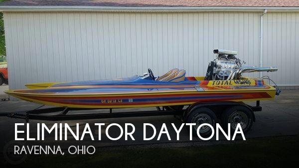 1988 Eliminator Daytona