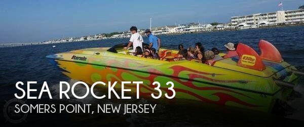 2008 Sea Rocket 33