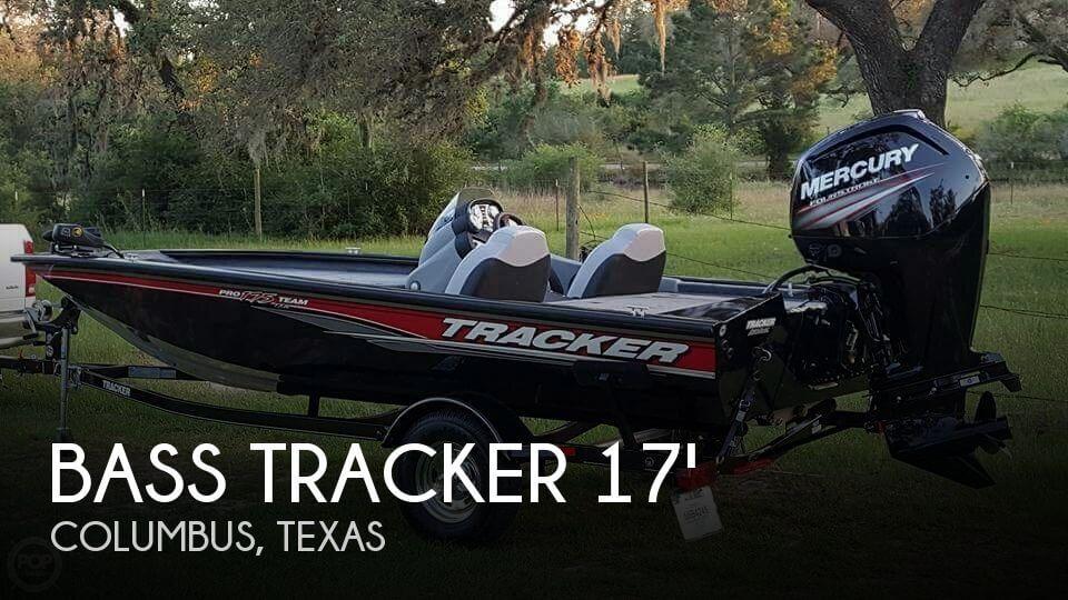2016 Bass Tracker Pro 175 TXW