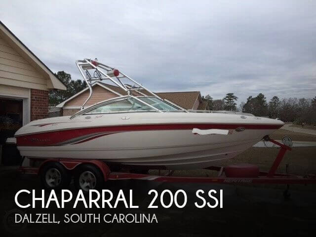 2003 Chaparral 200 SSI