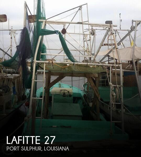 1983 Jefferson Lafitte 27