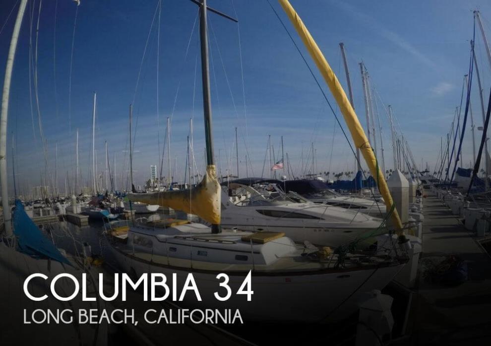 1966 Columbia 34