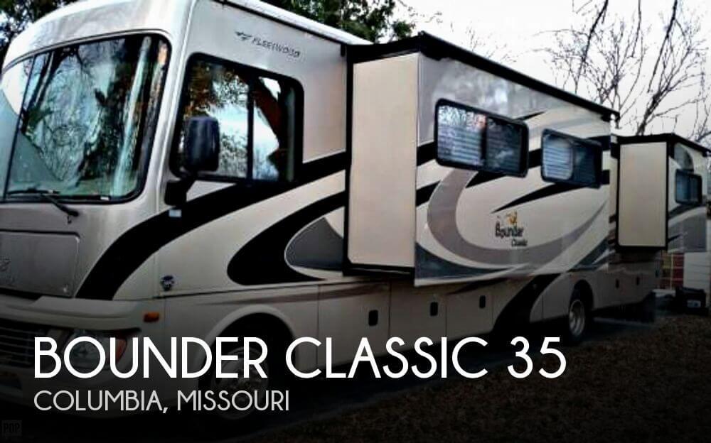 2011 Fleetwood Bounder Classic 35