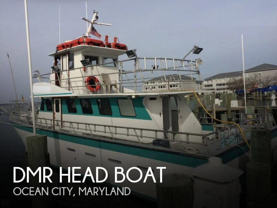 1993 DMR Head Boat
