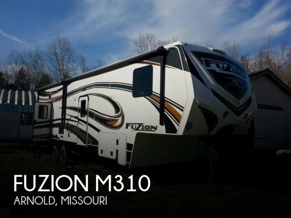 2013 Keystone Fuzion M310
