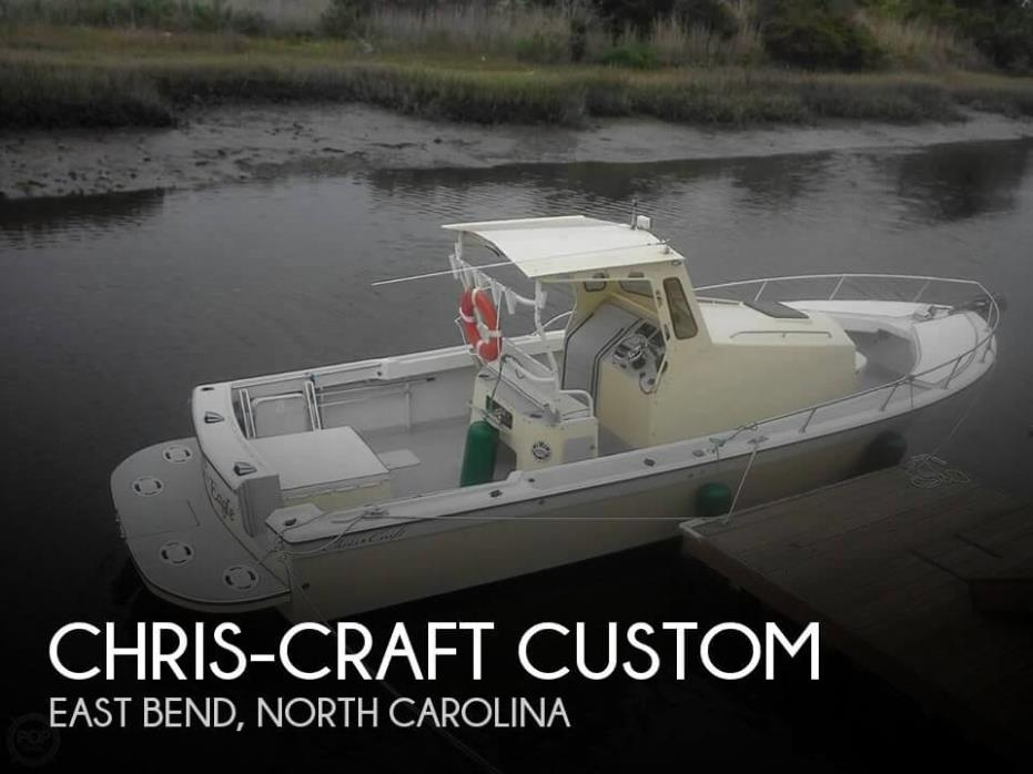 1967 Chris-Craft Custom