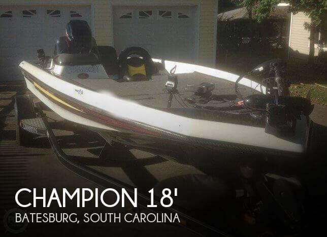 2005 Champion 187CX Anniversary Edition