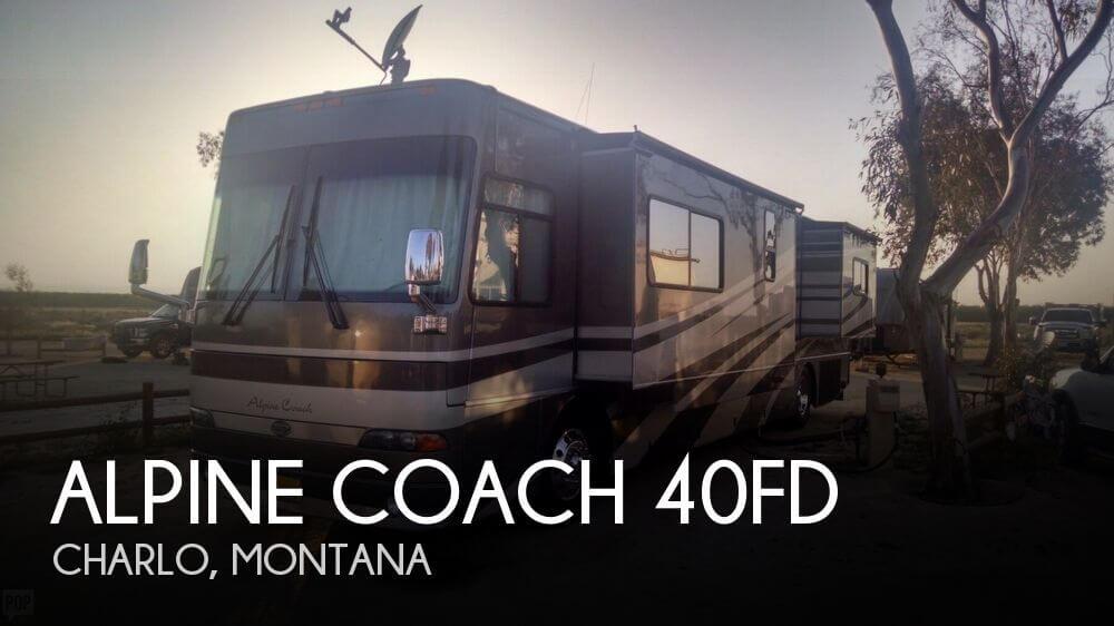 2005 Western RV Alpine Coach 40FD