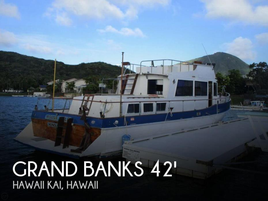 1969 Grand Banks 42 Classic
