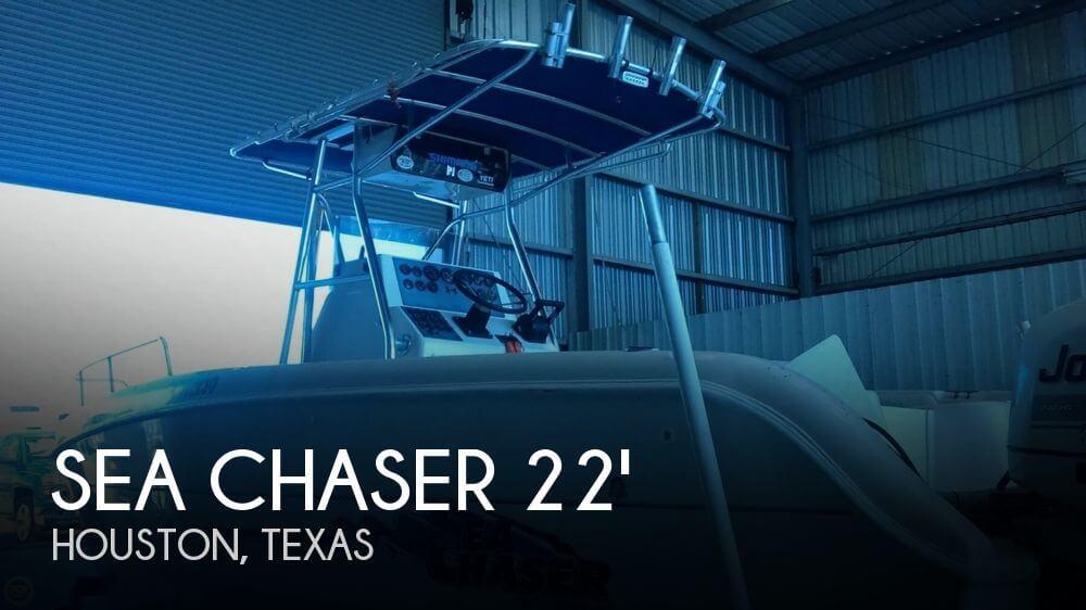 2000 Sea Chaser Sea Cat 230