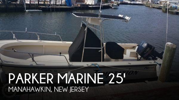 1995 Parker Marine 2501 CC