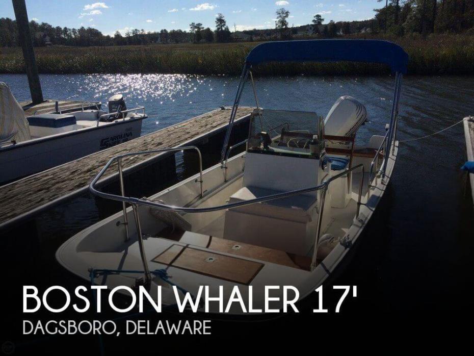 1965 Boston Whaler 17 Sakonnet
