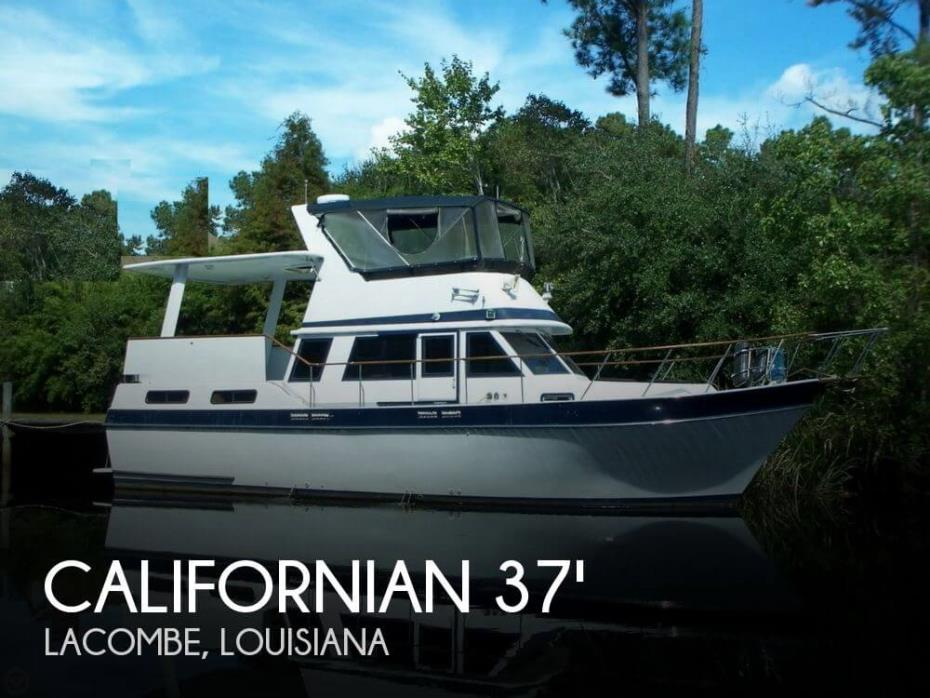 1983 Californian 38 Double Cabin Motoryacht