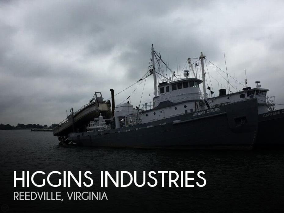 1953 Higgins Industries 100