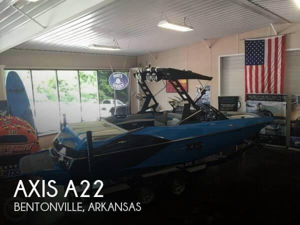 2016 Axis A22