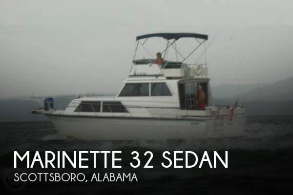 1986 Marinette 32 Sedan