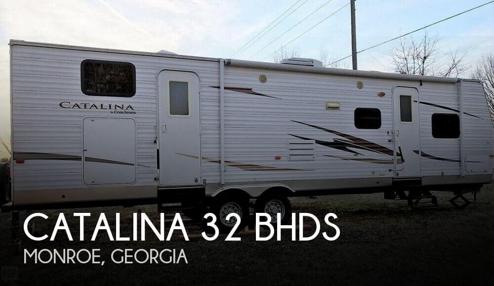 2011 Coachmen Catalina 32 BHDS