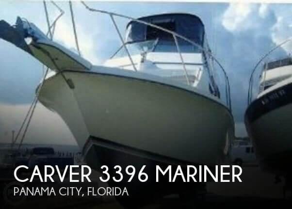 1984 Carver 3396 Mariner