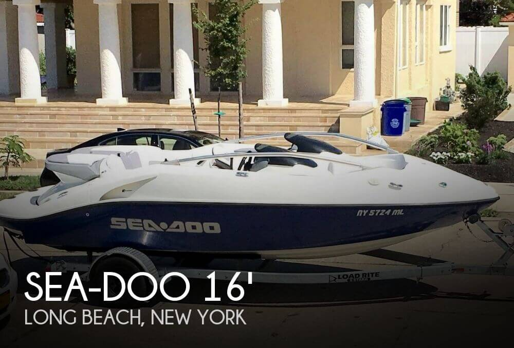 2006 Sea-Doo 200 Speedster
