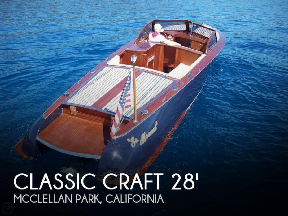 2008 Classic Craft H-28