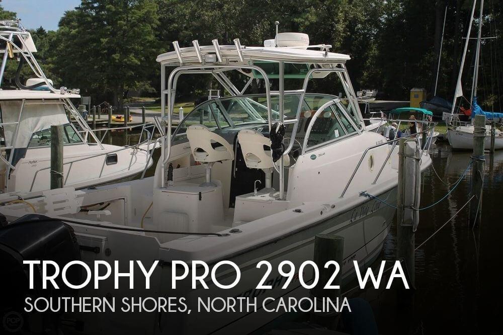 2004 Trophy Pro 2902 WA