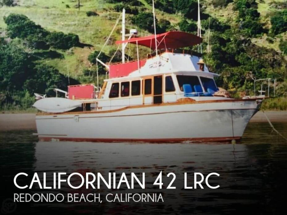 1977 Californian 42 LRC